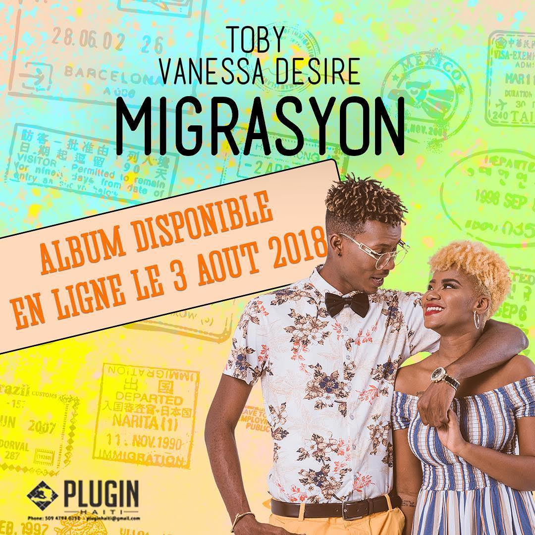 Cover de l'album Migrasyon