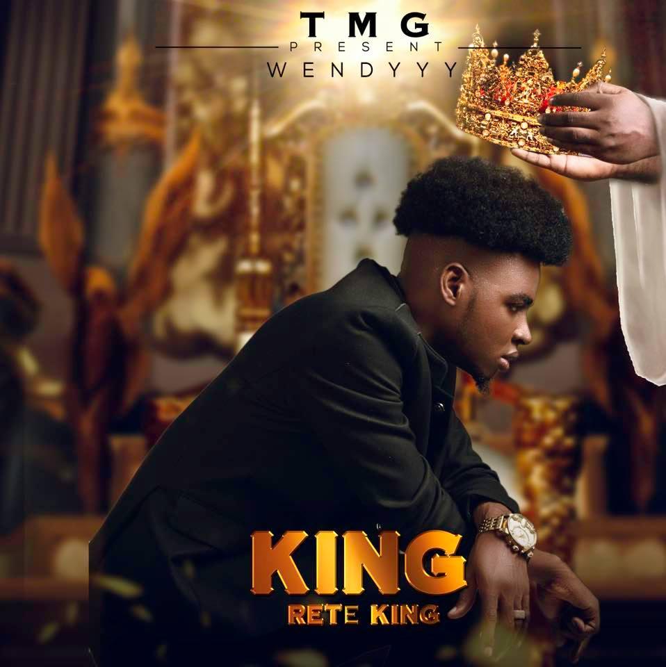Cover de l'album King Rete King de Wendyyy