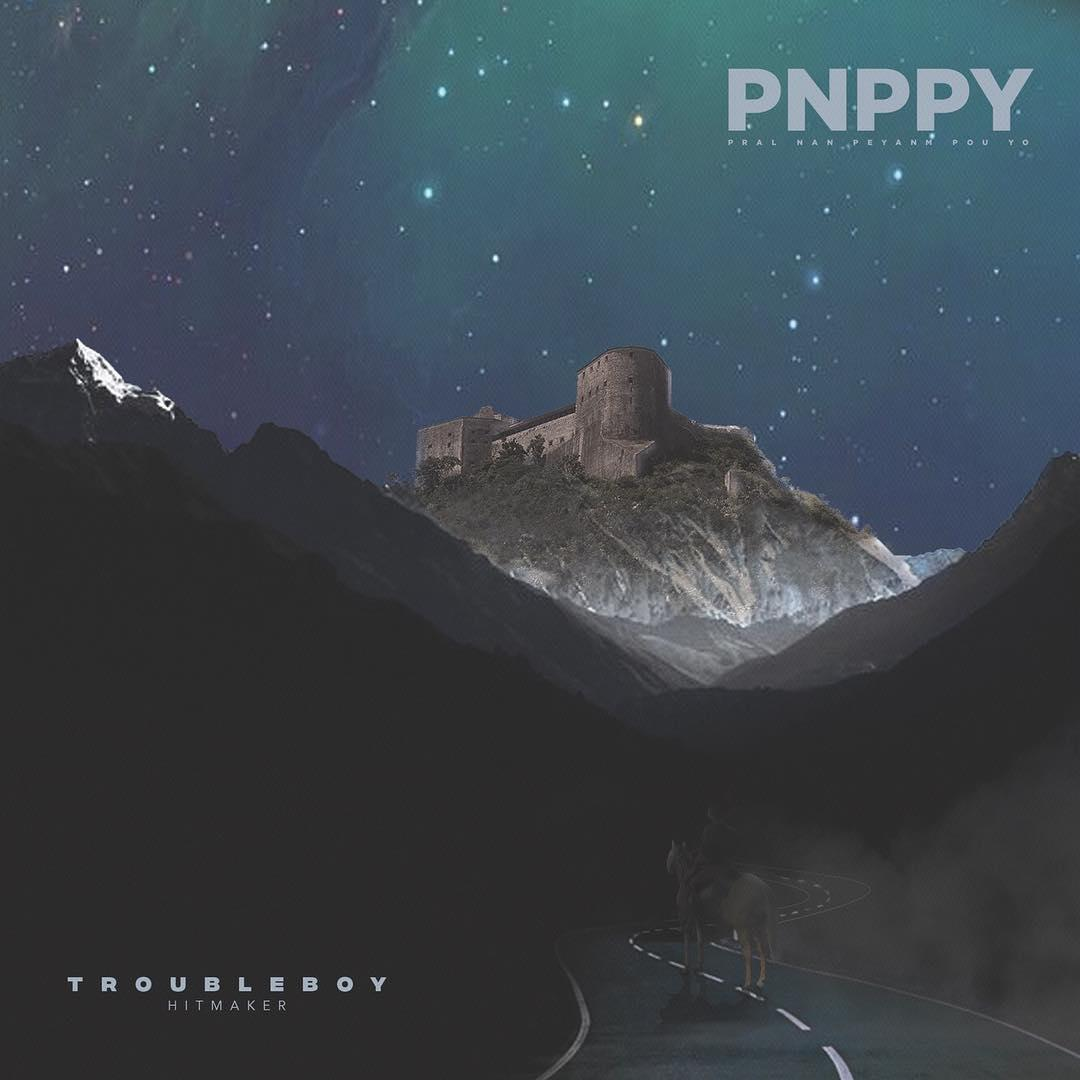 Cover de l'album PNPPY de Trouble Boy