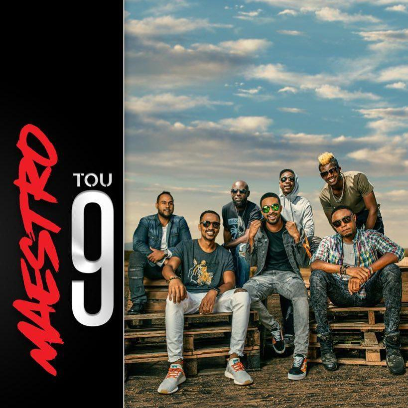 Cover de l'album Tou 9 de Maestro