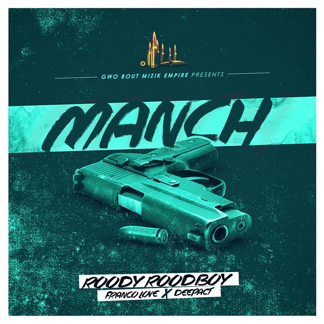 Cover du single Manch de Roody Roodboy
