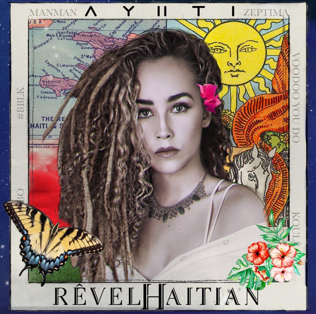 Cover de l'album RêvelHaitiand'Ayiiti