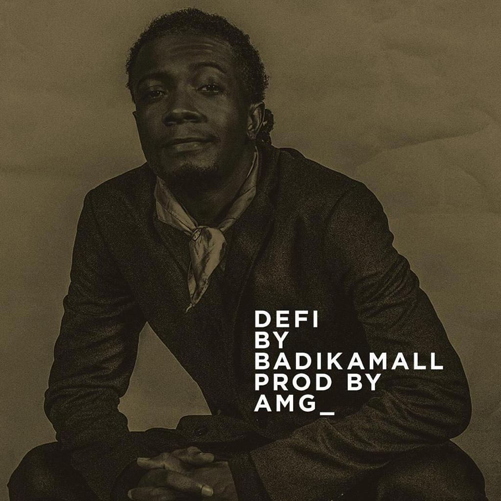 Cover du single Defi de Badi Kamall
