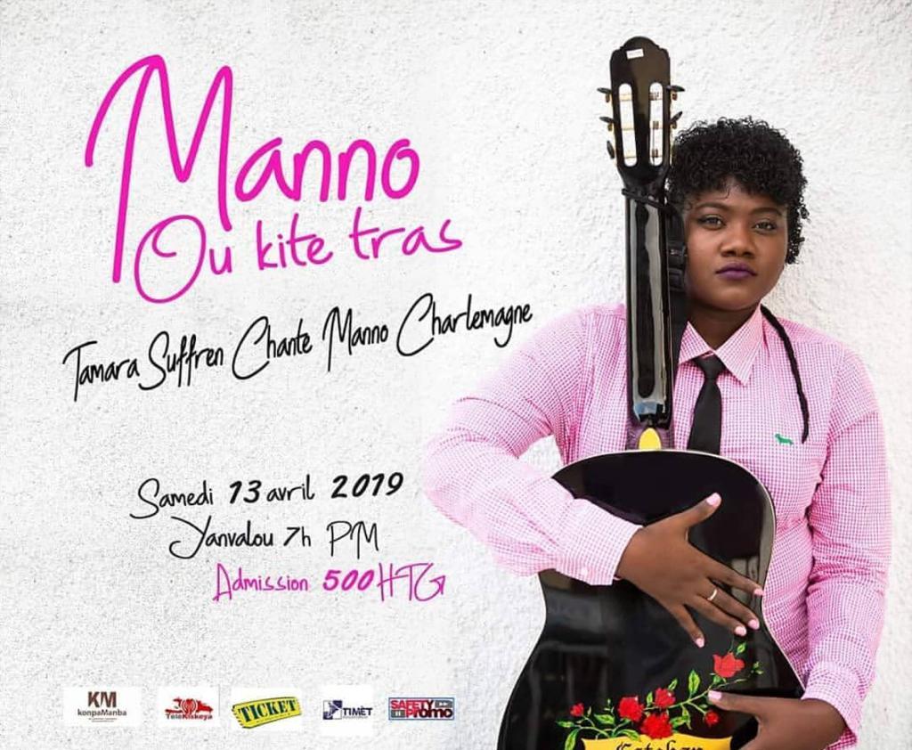 Tamara Suffren chante Manno